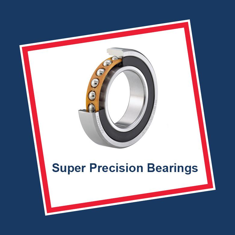 Super-Precision-Bearings